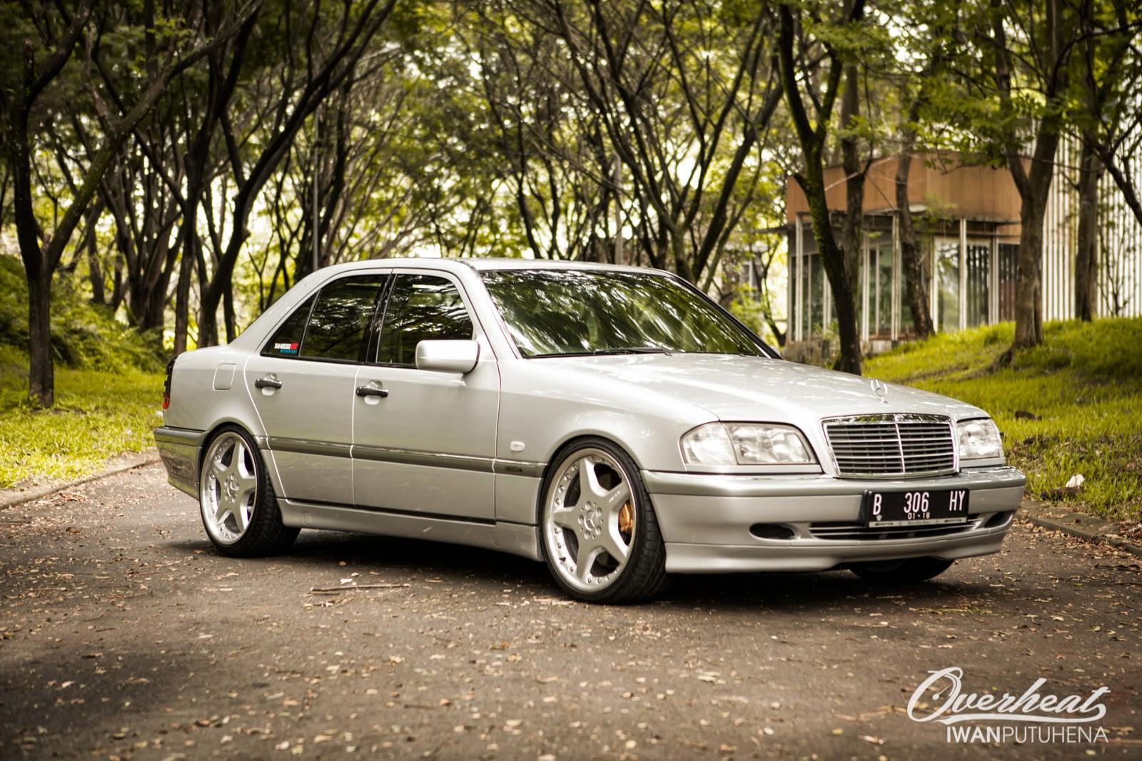 Yudha s mercedes benz w202 sedan c230 1998 a for Mercedes benz c230 amg