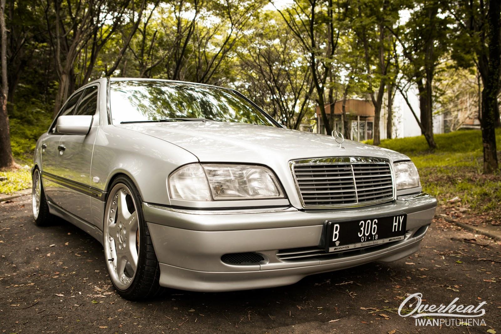 Yudha s mercedes benz w202 sedan c230 1998 a for Mercedes benz c230