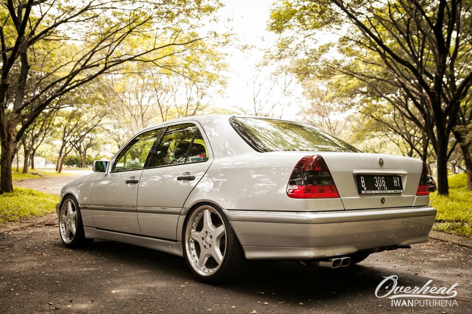 Yudha s mercedes benz w202 sedan c230 1998 a for Mercedes benz club